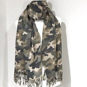 Camouflage Soft Scarf Wrap